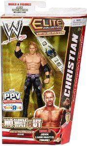 Exclusive WWE Elite Best of PPV No Way Out ~ Christian ~ Wrestling Action Figure