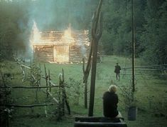The Mirror by Andrei Tarkovsky