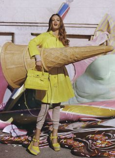 Mulberry Ad Campaign Spring/Summer 2012