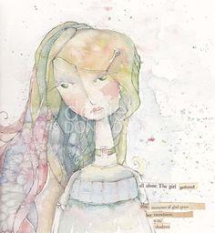 all-aloneGIRL by Danielle Donaldson