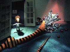 one of my favorite scenes from the nightmare before christmas! haha