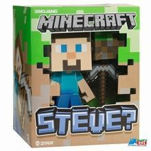 "Minecraft 6"""" Steve with Accessory"
