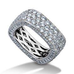 Collection Band Diamond - Diamond & Jewelry
