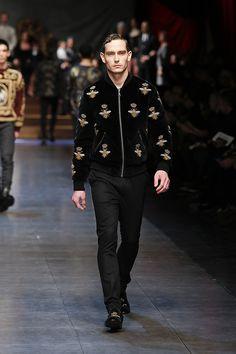 Dolce amp Gabbana Winter 2016 Men s Fashion Show Dolce   Gabbana, Winter  Fashion 2016, 0428f67843bd
