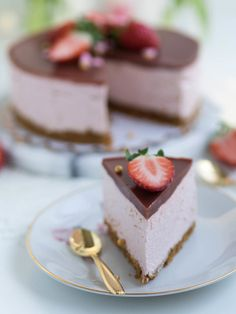 Most Delicious Recipe, Delicious Cake Recipes, Yummy Cakes, Sweet Recipes, Yummy Food, Cake Fillings, Just Eat It, Easy Baking Recipes, Frosting Recipes