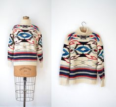 Vintage Ralph Lauren Sweater / 1980s by FemaleHysteria on Etsy