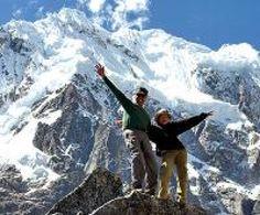 Machu Picchu luxury trekking
