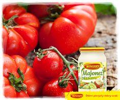 Już wiesz, dlaczego Majonez Delikatny tak świetnie pasuje do świeżych warzyw? Sprawdź: http://bit.ly/majonezdelikatny