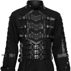 Gothic shop: Hellraiser men's coat by Raven SDL clothing