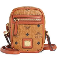 9edaedfb634 MCM Mini Vintage Crossbody Bag (Nordstrom Exclusive) | Nordstrom