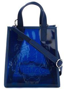 'Tiger' tote $311 #farfetch #fashionclothing #DesigerClothing