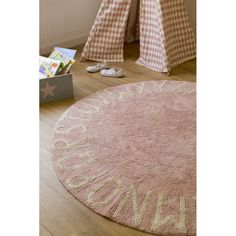 Round ABC Washable Rugs | Lorena Canals