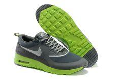 super popular cc013 d8b10 Nike Air Max Thea Print Mens Shoes 2014 New Releases Grey Green