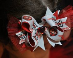 CHD Awareness bow
