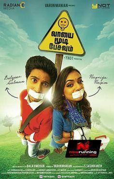 Vai Moodi Pesavum Tamil Movie  First Look Poster