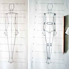 This is the best free Fashion figure design tutorial for beginners. Learn the easiest way to design fashion figure step by step. Fashion Designing Course, Fashion Design Classes, Fashion Design Drawings, Fashion Sketches, Fashion Drawing Tutorial, Fashion Illustration Tutorial, Fashion Figure Drawing, Fashion Sketch Template, Fashion Figure Templates
