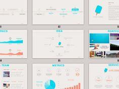 20 best presentation design inspiration images on pinterest