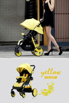 Four Wheels Stroller Nice Sld Baby Stroller Scientific Design Folds Easily And Conveniently 0-3 Years 7 Kg Carrying Capacity 25 Kg Steel Frame Eva Wheels Easy To Repair