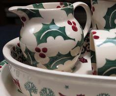 Emma Bridgewater, Old Holly pattern