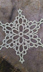 pale snowflake