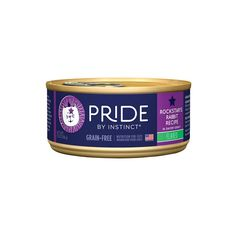 Whether king of the jungle or king of your heart, cats crave delicious taste and quality meat. Pride by Instinct is made with carefully selected natural ingredients so your cat can strut and saunter with the confidence of his ancestors. The full family of grain-free and gluten-free offerings includes a variety of proteins in flavors inspired by the vibrant, quirky and bold personalities of the cats we love. Each is crafted to satisfy lion-sized appetites, provide energy and vitality, and…