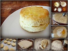 How To Make Easy Homemade Biscuits