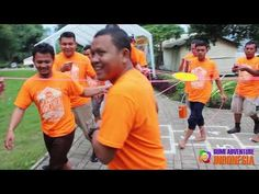 Games Outbound gathering