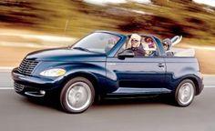 2005 Chrysler PT Cruiser GT Convertible - Short Take Road Test ...