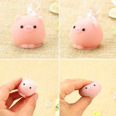 Mobile Phone Accessories Squishy Cute Stretch Sea Lion Mochi Squeeze Slow Rising Stress Relief Kids Adult Toy Phone Straps Pendant Funny Xmas Gifts P0.11 Carefully Selected Materials