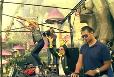 Afrojack, Dimitri Vegas, Like Mike and NERVO - The Way We See The World (Official Music Video) [HD], via YouTube.