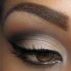 <3 the eye mak-up
