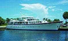Owning Hollywood History: Defoe Built Yacht