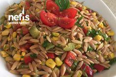 Şehriye Salatası #şehriyesalatası #salatatarifleri #nefisyemektarifleri #yemektarifleri #tarifsunum #lezzetlitarifler #lezzet #sunum #sunumönemlidir #tarif #yemek #food #yummy