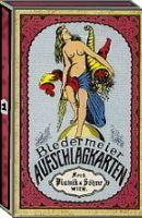 BIEDERMEIER FORTUNE TELLING CARD BY PIATNIK