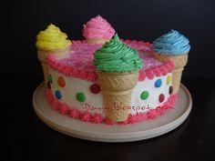 Cake!  Time for a celebration!  :)