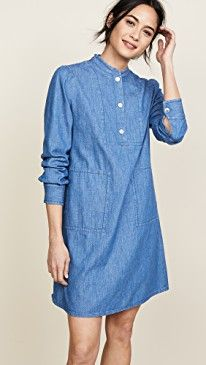 New A.P.C. Saffron Dress online. Enjoy the absolute best in DODO BAR OR Clothing from top store. Sku pjej36404phre32701