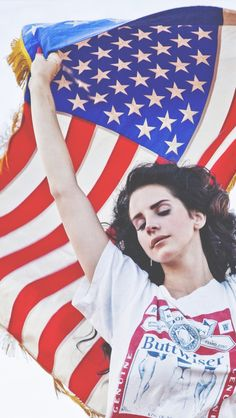 Lana Del Rey Ride Wallpaper