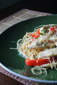 This copycat Olive Garden chicken scampi recipe is perfect for a quick ...