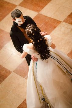 The Phantom of the Opera (Think of Me version) by ~MademoiselleDaae on DeviantART