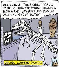 dinosaur dating puns
