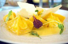 Fine Dining Italian at Osteria 60 in London's Luxurious Baglioni Hotel