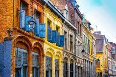 Noted as an underrated city in France, there is more to Lille than meets the eye. Discover this hidden gem and get to know the things to do in Lille. Europe Travel Guide, France Travel, Places In Europe, Places To Visit, Wow Travel, Travel Stuff, Durham Castle, Architecture Baroque, Durham Cathedral