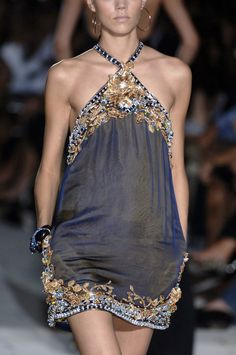 Roberto Cavalli Ready-to-Wear Spring / Summer 2007