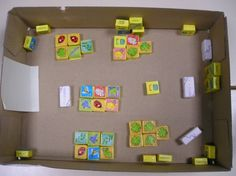 Le plan de la classe CP - [Ecole de Magnicourt-en-Comté]