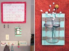 100 Clever Ways to Repurpose Mason Jars via Brit + Co