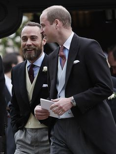 - Photo - Pippa Middleton's wedding to James Matthews - see the best photos featuring Kate Middleton, Prince George and Princess Charlotte Carole Middleton, Pippa Middleton Wedding, Middleton Family, Prince William And Harry, William Kate, Princess Kate, Princess Charlotte, Roger Federer, George Of Cambridge