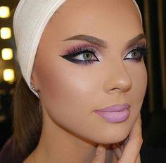 Pink bridal makeup talal morcos