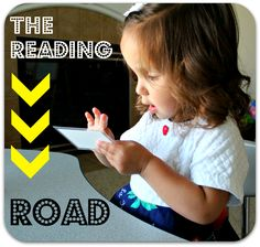 Your children will love to imagine going down the road to discover what is at the end. Fun flash card game.