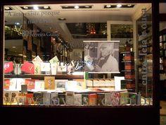Livraria da Travessa, Ipanema, RJ.  www.travessa.com.br