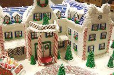 Simple-Inspiring  Gingerbread House Ideas-23